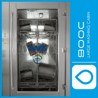 900C CABINET WASHER: DESIGNED FOR YOUR RESULTS