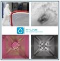 M-Line: Evaluierungsstudie zur Reinigungsleistung von IBCs